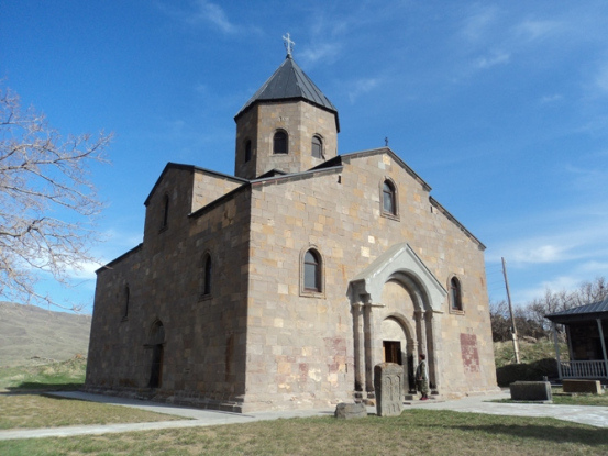 Церковь Арказа Святой Крест